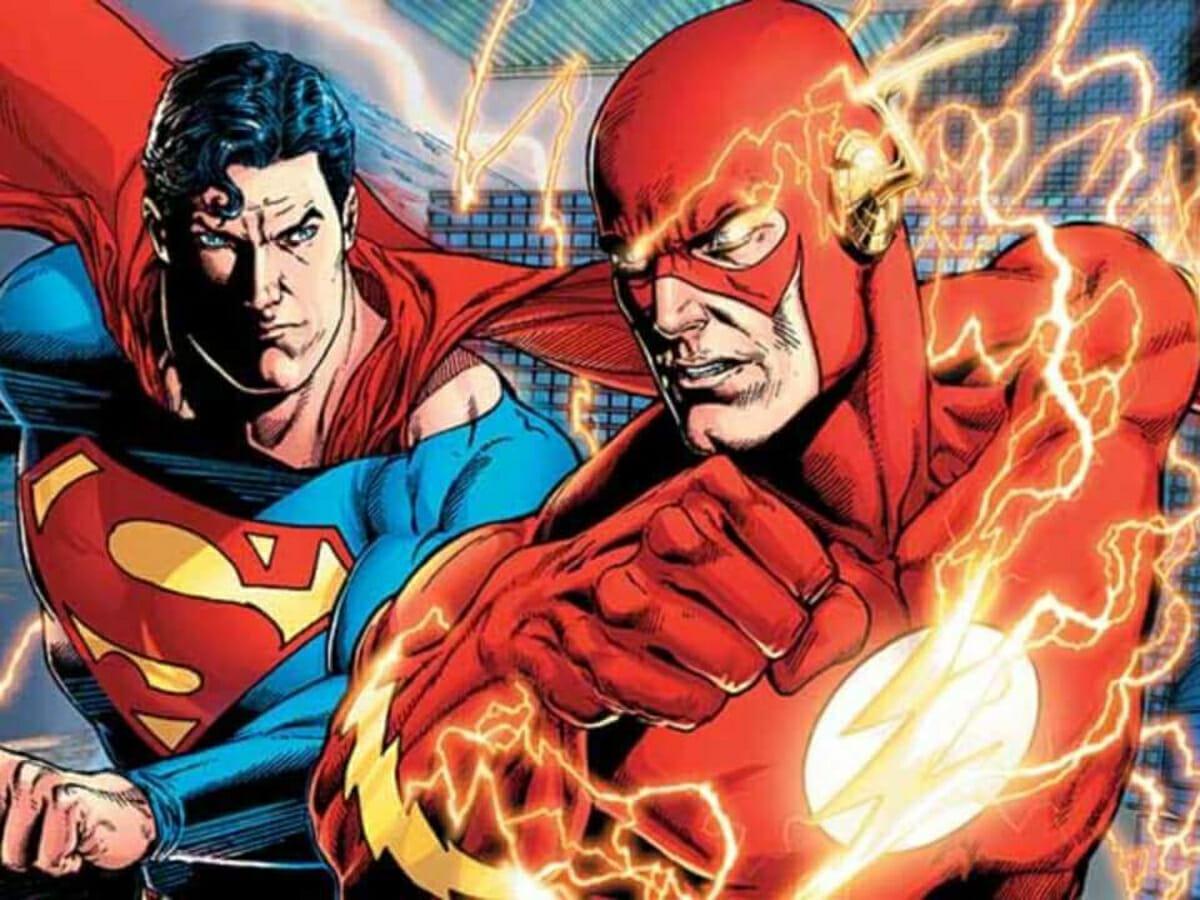 DC responde quem é o mais rápido entre novo Superman e Flash