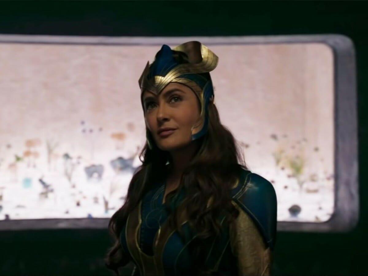 Atriz da Marvel revela briga e gritaria com diretora de Eternos