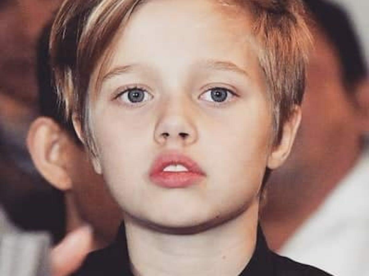 A transformação de Shiloh, filha de Angelina Jolie e Brad Pitt