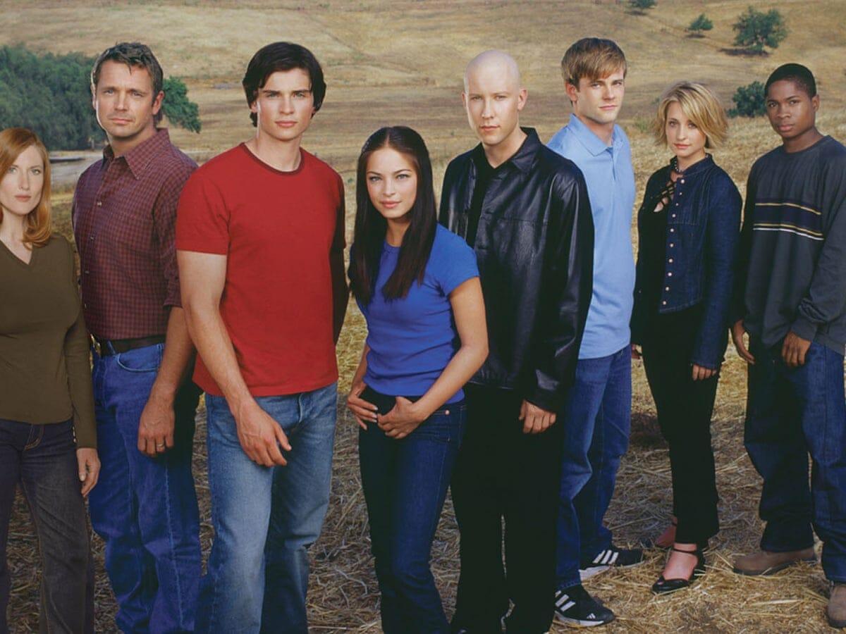 Ator revela gravação perigosa para criar super velocidade em Smallville