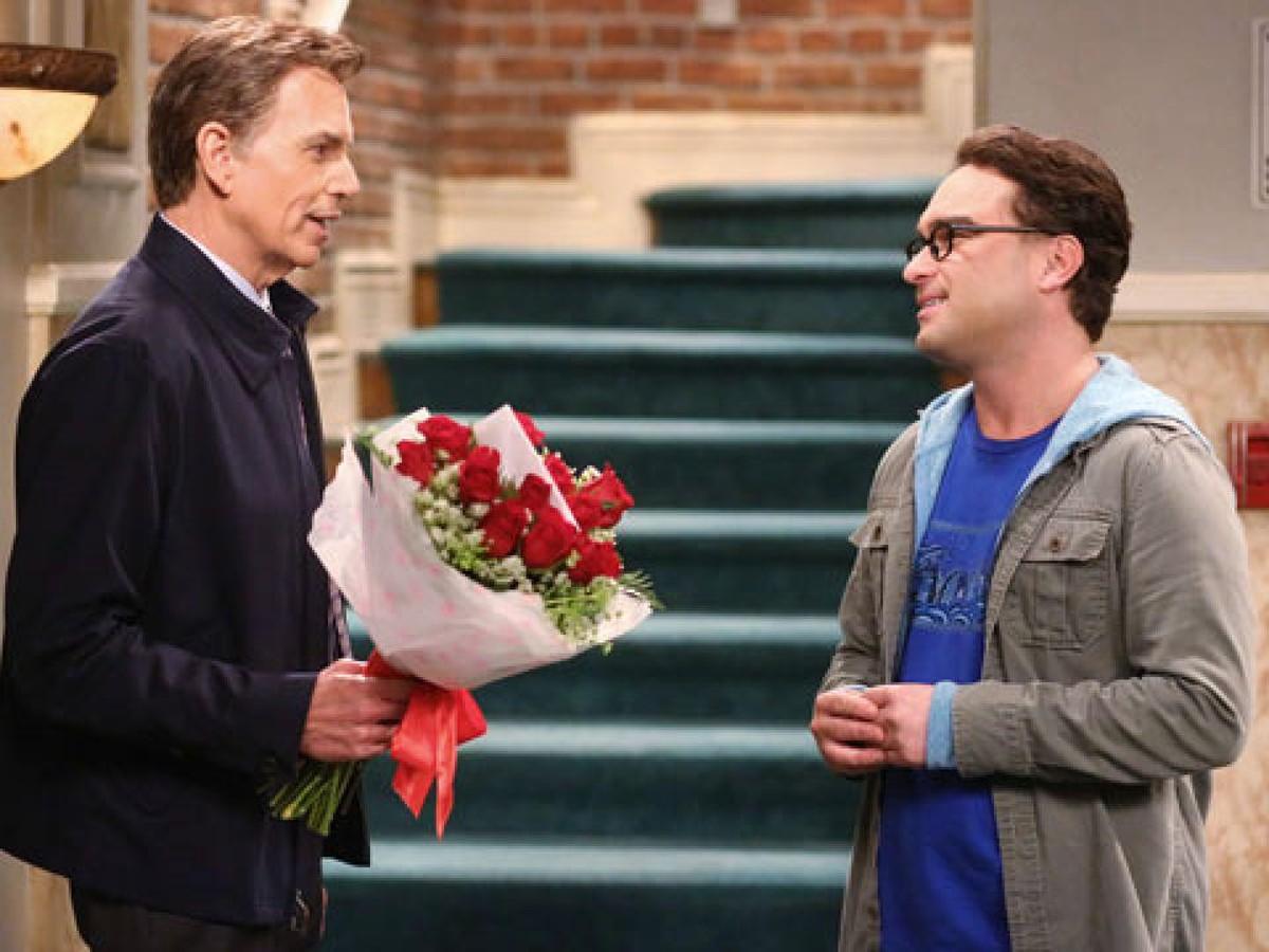 Ator apenas participou de The Big Bang Theory por causa da mãe