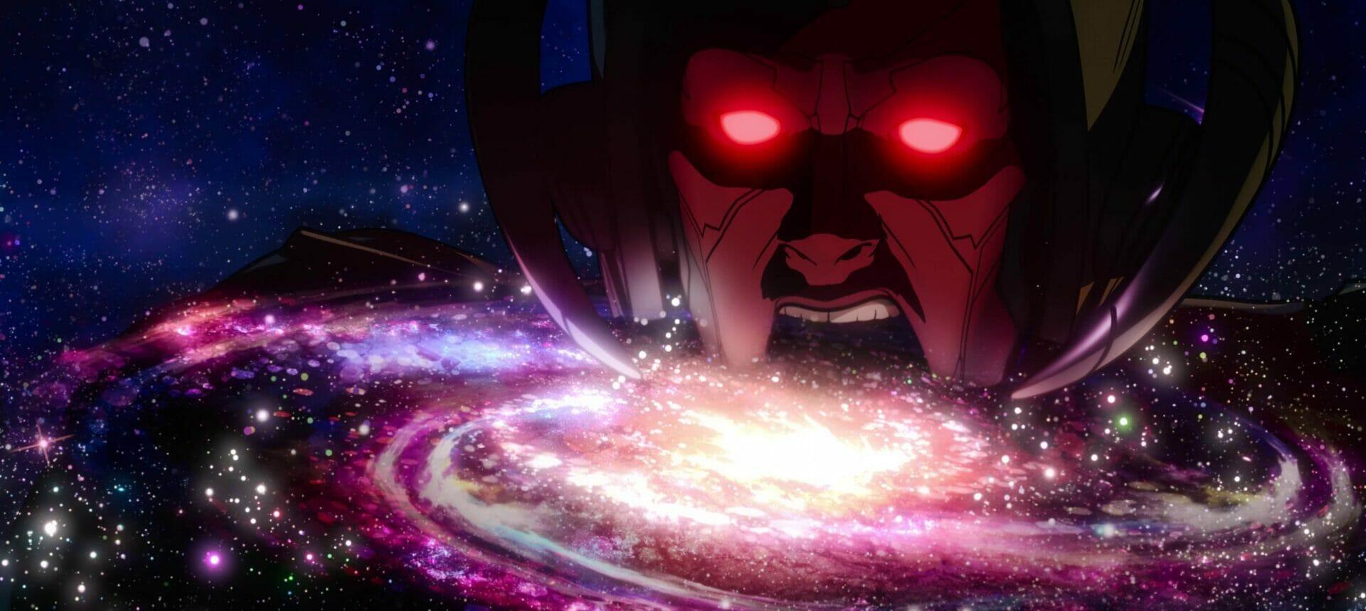 what if ultron referencia galactus legadodamarvel Vision Art NEWS